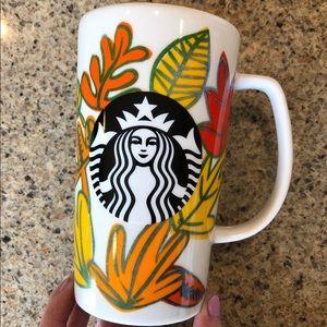 Starbucks Fall/Autumn Mug 2016